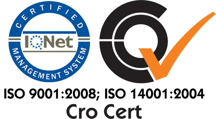 CroCert-IQNet-9001-14001